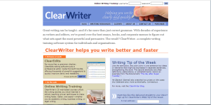 ClearWriter.com Review