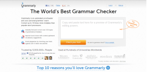 Grammarly.com Review